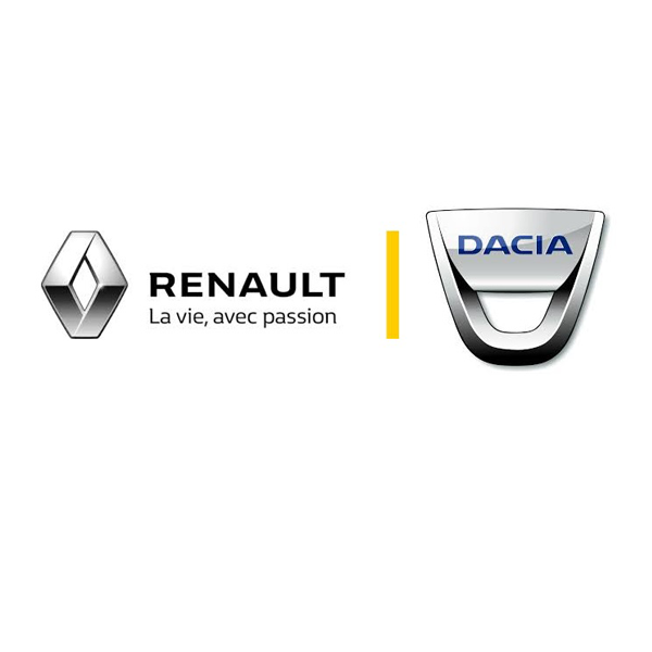 renault dacia logo. Black Bedroom Furniture Sets. Home Design Ideas